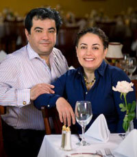 meet the owners of Russia House Restarant in Herndon